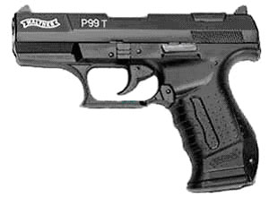 walther p 99t